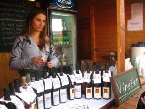 Праздник вина в Брно