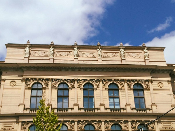 Брно. Конституционный суд