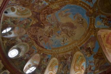 Зал предков в замке Вранов над Дыей