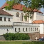 Брно. Замок Шпилберк