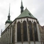 Брно. Церковь Св.Якуба