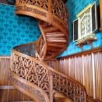 Леднице. Лестница