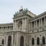 Вена. Дворец Хофбург