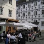 Вена. Францисканская площадь